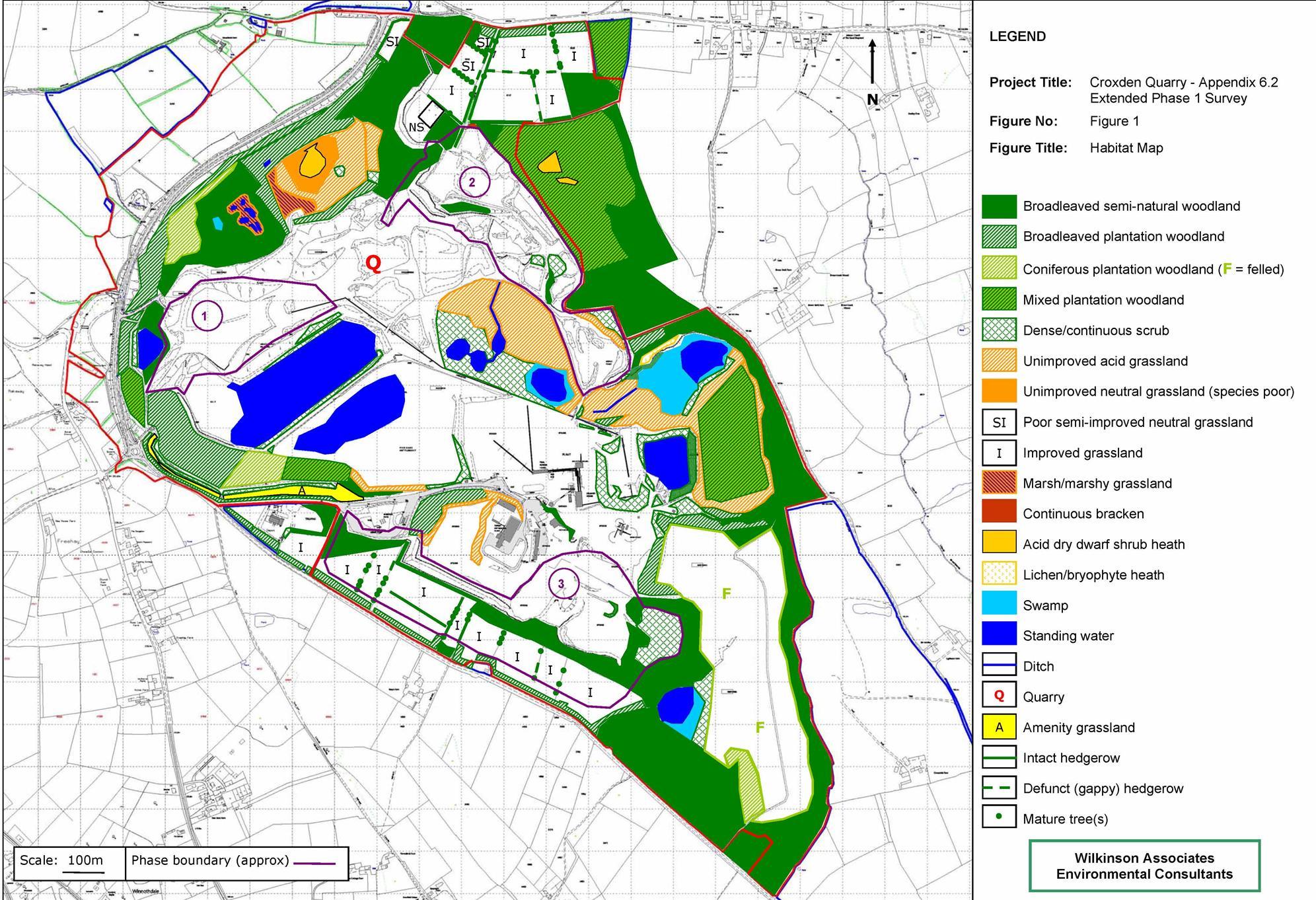 Habitat surveys wilkinson associates for Code habitat